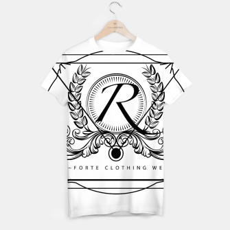 Thumbnail image of R~FORTE SS T-Shirt, Live Heroes