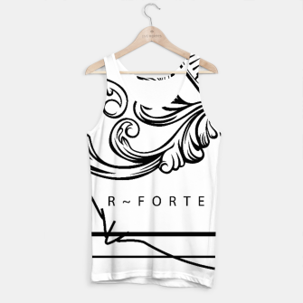 Thumbnail image of R~FORTE Tank Top, Live Heroes