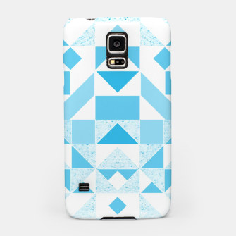 Thumbnail image of Pastel Blue geometric Samsung Case, Live Heroes