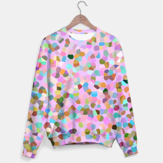 Thumbnail image of fancy candy confeti Sweater, Live Heroes