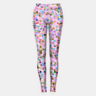 Thumbnail image of fancy candy confeti Leggings, Live Heroes