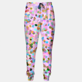 fancy candy confeti Sweatpants thumbnail image