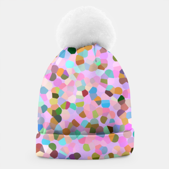 Thumbnail image of fancy candy confeti Beanie, Live Heroes