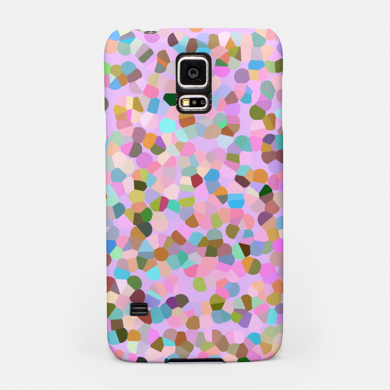 Image of fancy candy confeti Samsung Case - Live Heroes