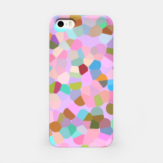 Thumbnail image of fancy candy confeti iPhone Case, Live Heroes