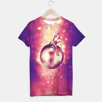 Thumbnail image of Tired of Disco T-shirt, Live Heroes