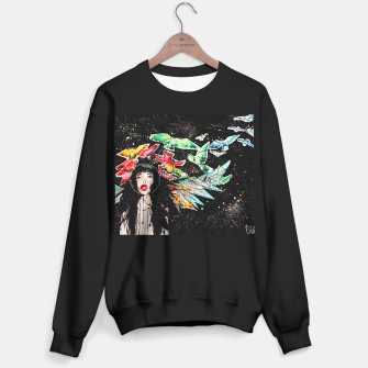 Miniatur Fly Sweater, Live Heroes