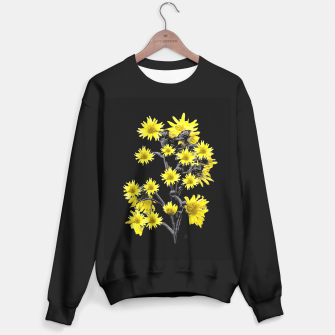Miniaturka Sunflowers Over Black Sweater, Live Heroes