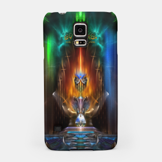 Thumbnail image of Arsencia - Goddess Of Fire Samsung Case, Live Heroes