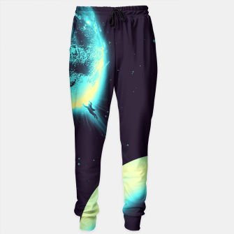 Thumbnail image of There's No Planet To Save Sweatpants, Live Heroes