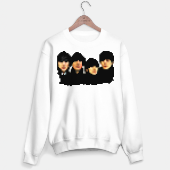 Miniatur The Beatles: Pixelated Beatles For Sale Album Cover Sweater, Live Heroes