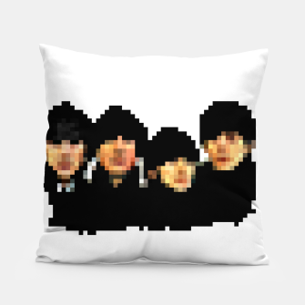 Miniatur The Beatles: Pixelated Beatles For Sale Album Cover Pillow, Live Heroes