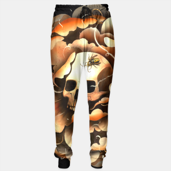 Thumbnail image of Death Blooms Sweatpants, Live Heroes