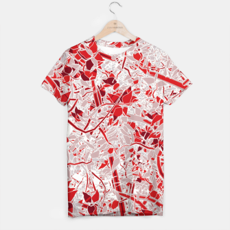 Thumbnail image of Welcome to the Jungle RED T-shirt, Live Heroes