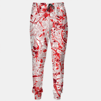 Thumbnail image of Welcome to the Jungle RED Sweatpants, Live Heroes