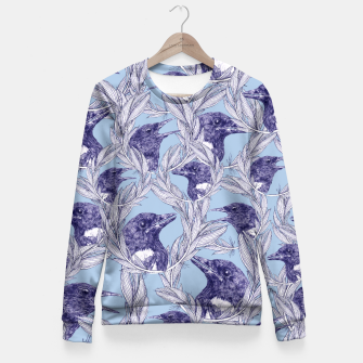 Miniatur Magpie Squad Fitted Waist Sweater, Live Heroes