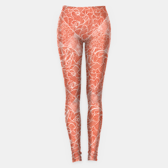 Thumbnail image of hrts Leggings, Live Heroes