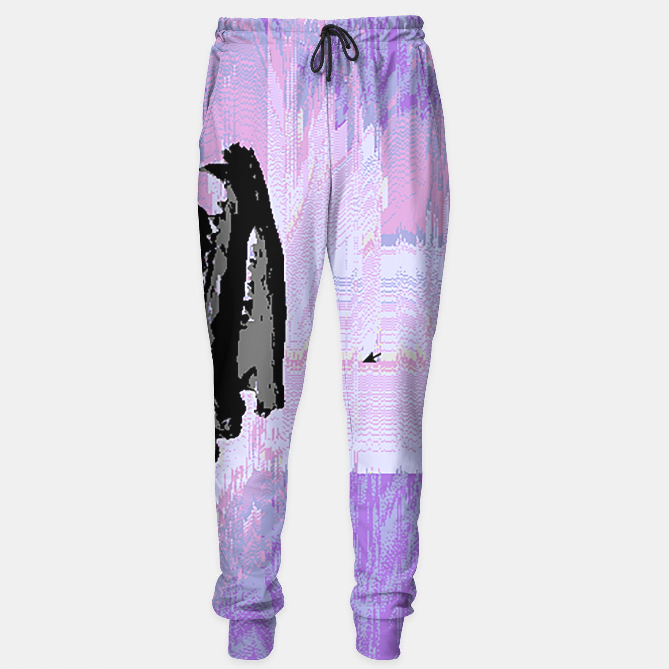 Image of Fox spin Sweatpants - Live Heroes
