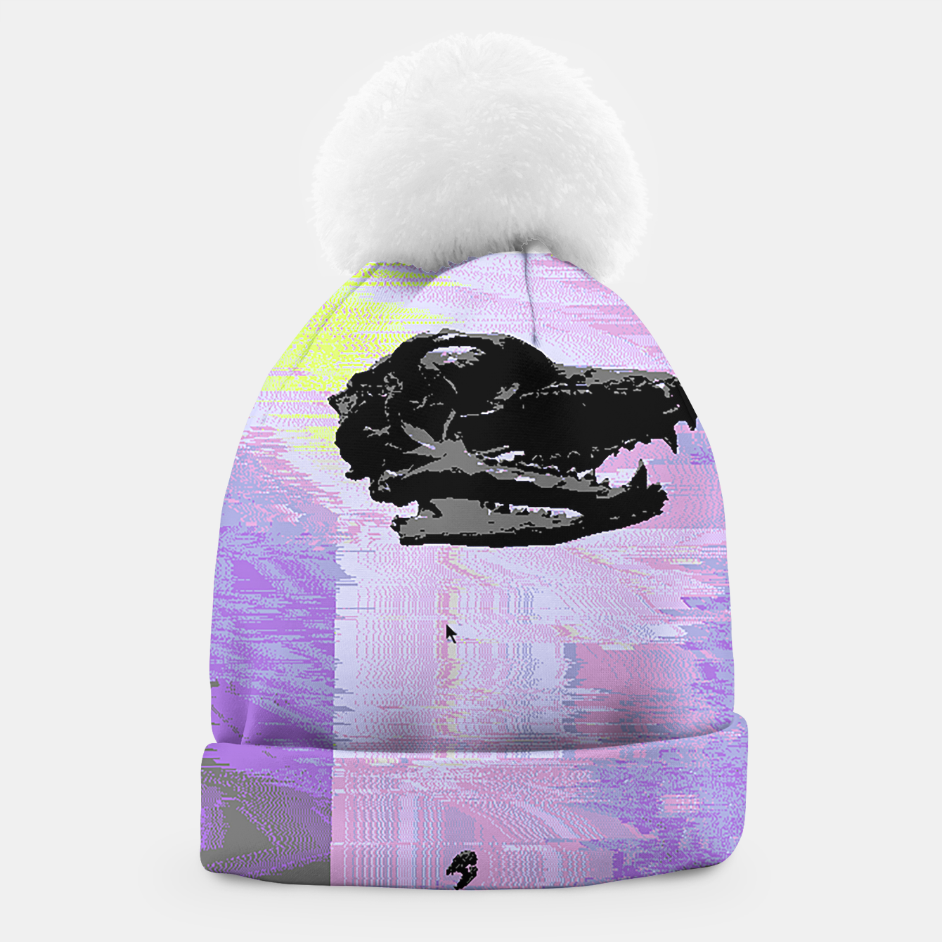 Image of Fox spin Beanie - Live Heroes