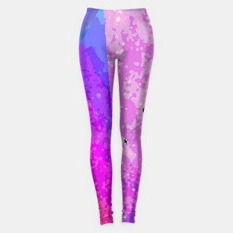 Thumbnail image of fox_fire_spin Leggings, Live Heroes