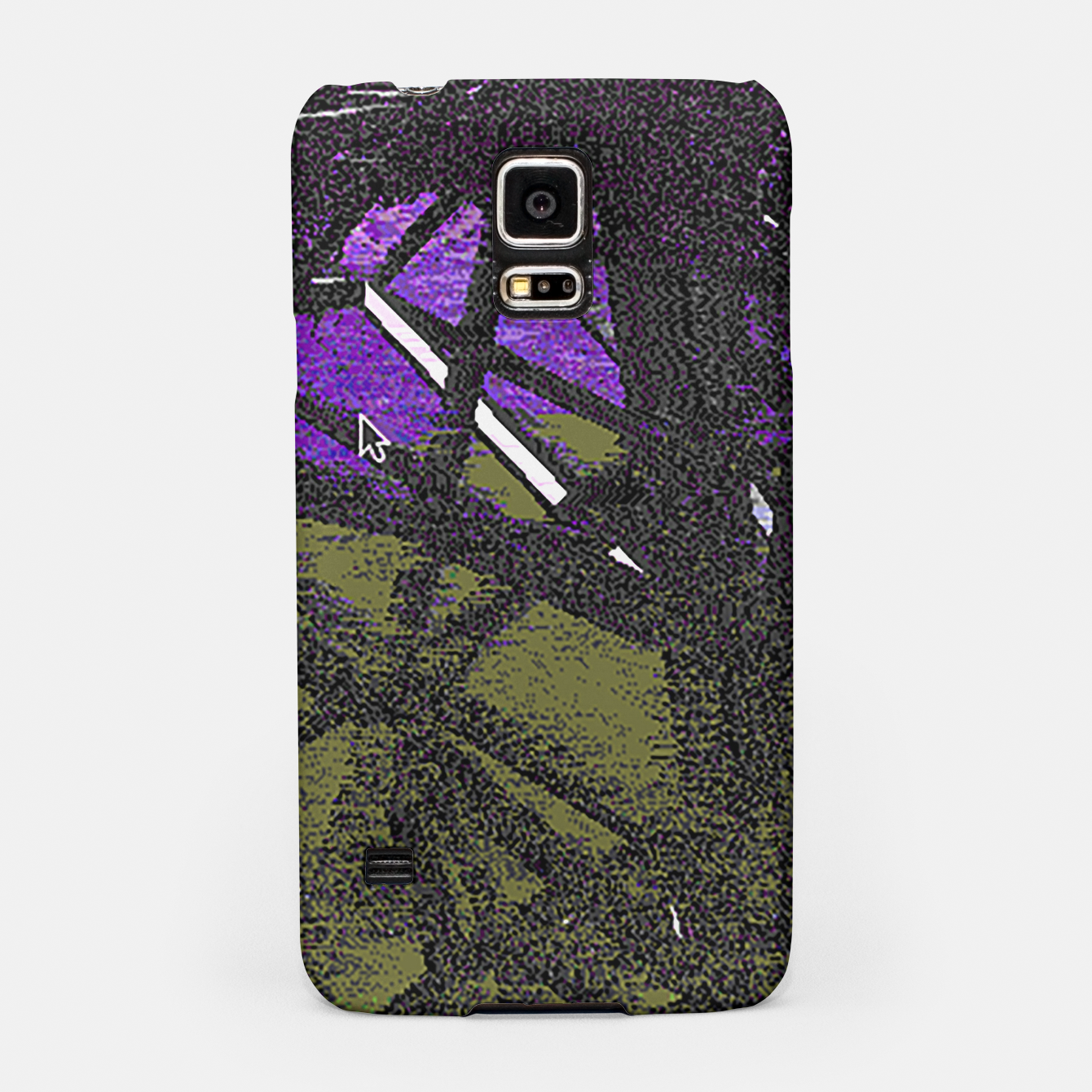 Image of mouth Samsung Case - Live Heroes