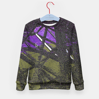 Thumbnail image of mouth Kid's Sweater, Live Heroes