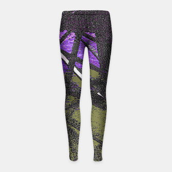 mouth Girl's Leggings thumbnail image