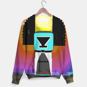 Thumbnail image of kachina earth Sweater, Live Heroes