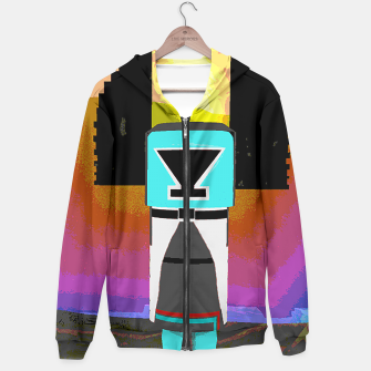 Thumbnail image of kachina earth Hoodie, Live Heroes