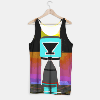 Thumbnail image of kachina earth Tank Top, Live Heroes