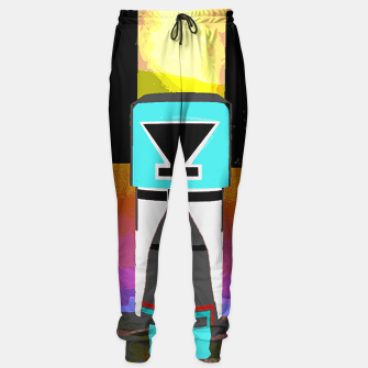 Thumbnail image of kachina earth Sweatpants, Live Heroes