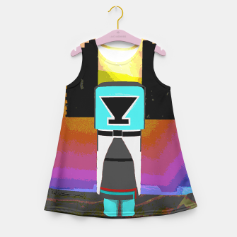 Thumbnail image of kachina earth Girl's Summer Dress, Live Heroes