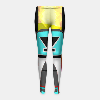 kachina earth Girl's Leggings thumbnail image
