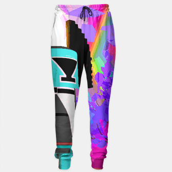 Thumbnail image of kachina fire tree Sweatpants, Live Heroes