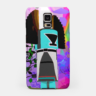 kachina fire tree Samsung Case thumbnail image