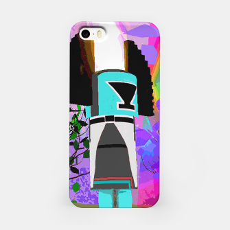 Thumbnail image of kachina fire tree iPhone Case, Live Heroes