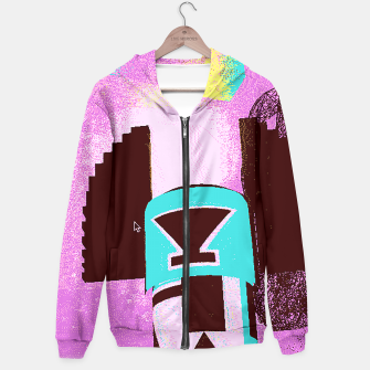 Thumbnail image of kachina up Hoodie, Live Heroes