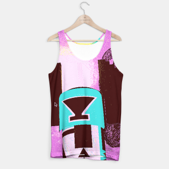 Thumbnail image of kachina up Tank Top, Live Heroes