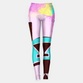 Thumbnail image of kachina up Leggings, Live Heroes