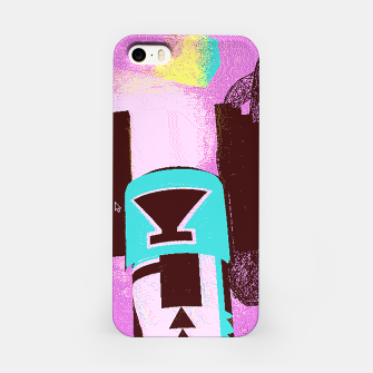 Thumbnail image of kachina up iPhone Case, Live Heroes