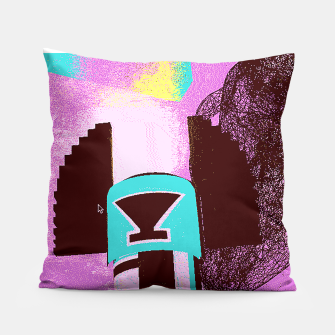 Thumbnail image of kachina up Pillow, Live Heroes