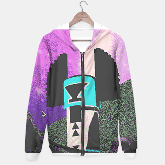 Thumbnail image of Kachina grain Hoodie, Live Heroes