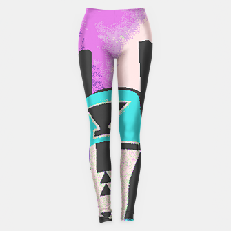 Thumbnail image of Kachina grain Leggings, Live Heroes