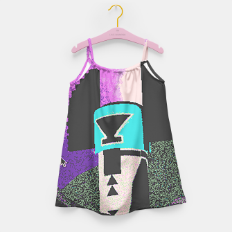 Kachina grain Girl's Dress thumbnail image