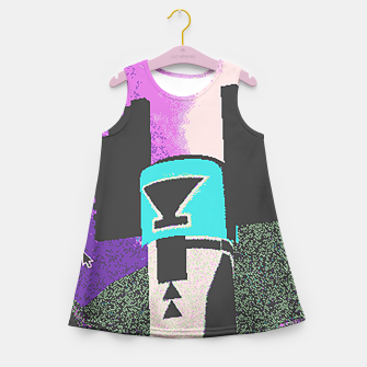 Kachina grain Girl's Summer Dress thumbnail image