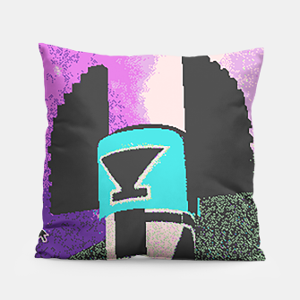 Thumbnail image of Kachina grain Pillow, Live Heroes