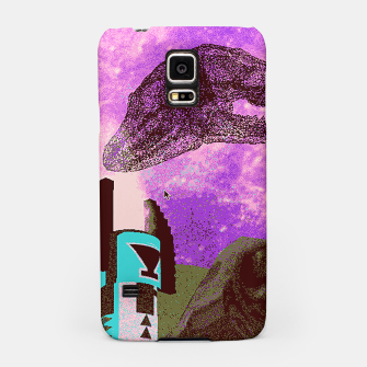 Thumbnail image of Kachina foxy sky Samsung Case, Live Heroes