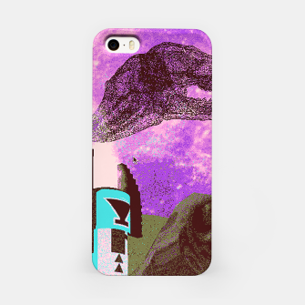 Thumbnail image of Kachina foxy sky iPhone Case, Live Heroes
