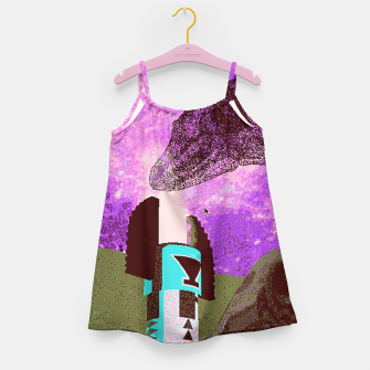 Thumbnail image of Kachina foxy sky Girl's Dress, Live Heroes