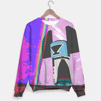 Thumbnail image of Kachina rainbow stripe Sweater, Live Heroes